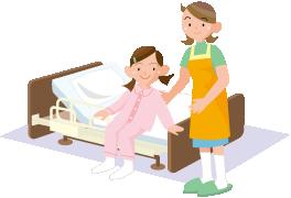身体障害者移動入浴サービス