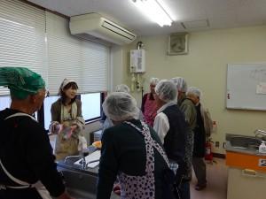 【福戸】男の料理教室